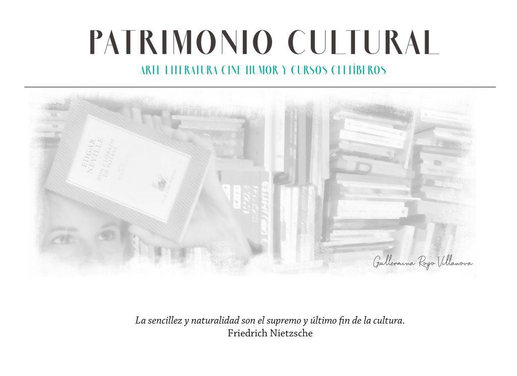 GRV Patrimonio Cultural en defensa de la Cultura