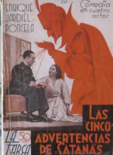 Enrique Jardiel Poncela, teatro