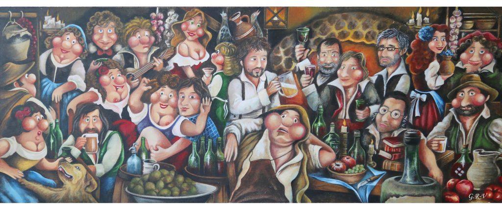 Obra pictórica Guillermina Royo-Villanova