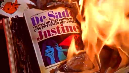 Incultura de masas. La quema de la cultura.