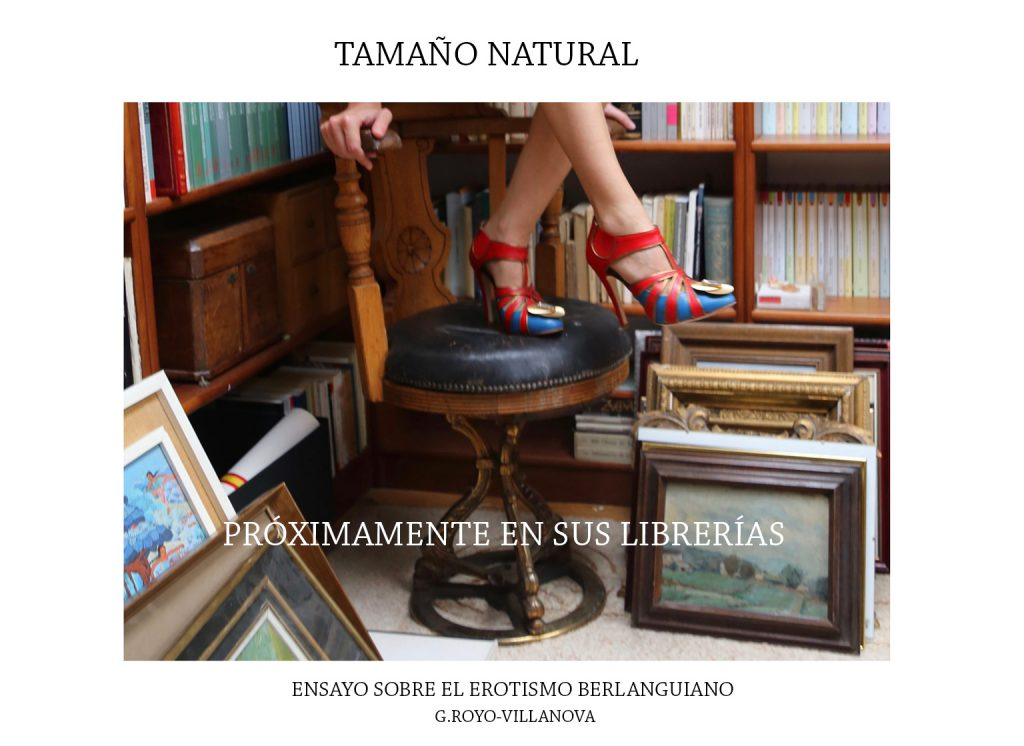 Tamaño natural el erotismo berlanguiano Ensayo por Guillermina Royo-Villanova